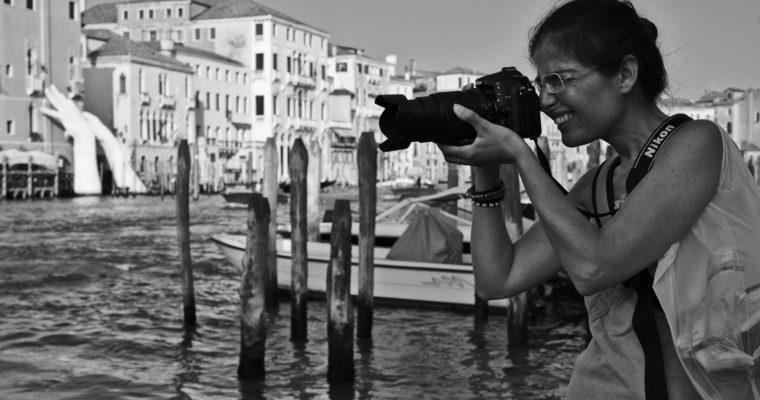 Martina sul Canalasso (foto di René)