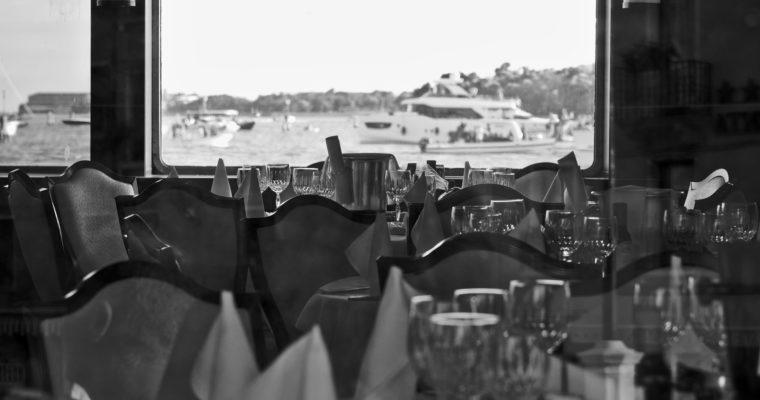I veri veneziani mangiano in barca?