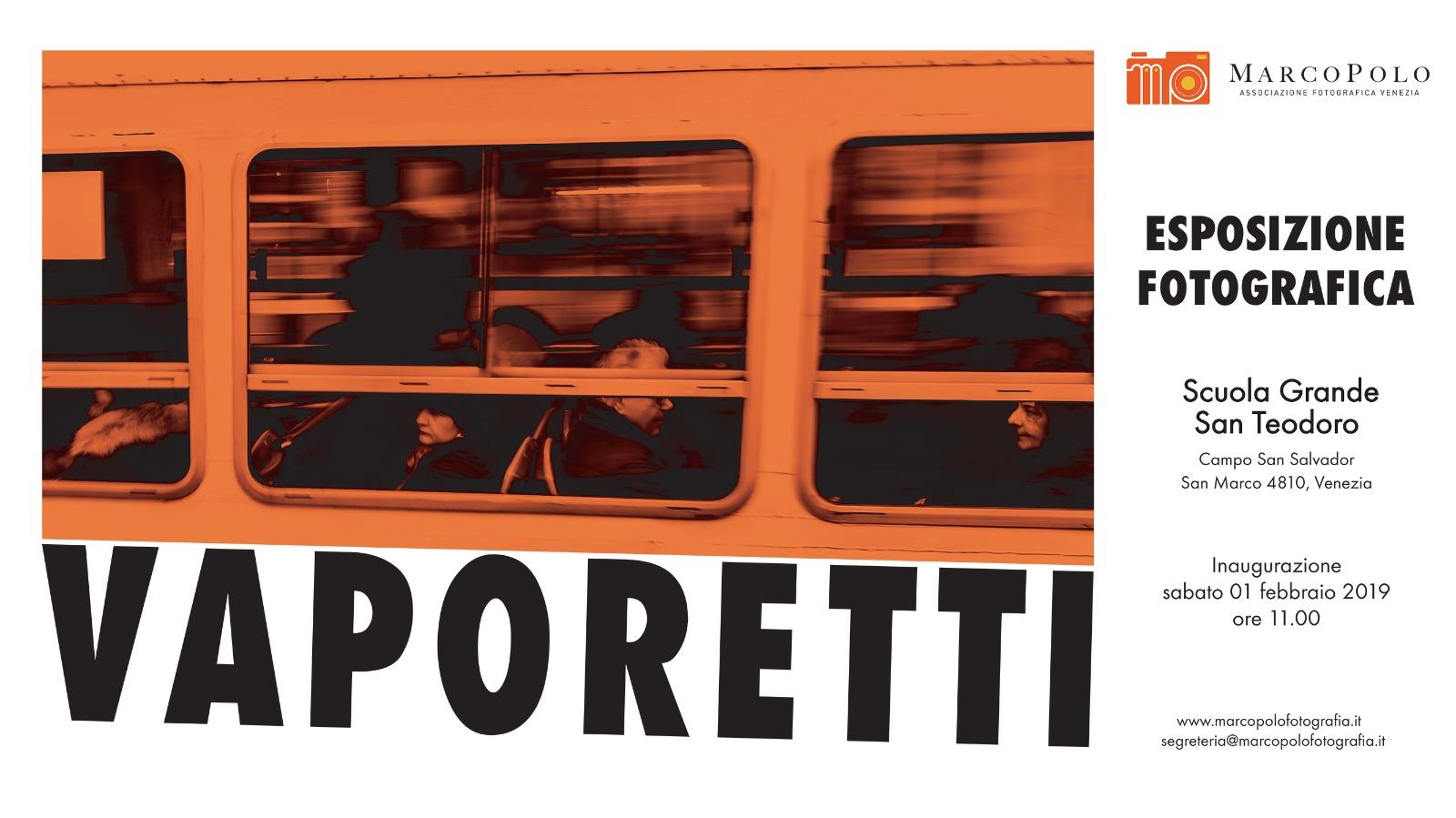 Vaporetti - invito